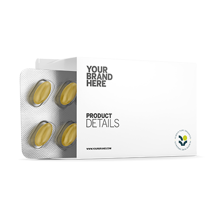 White Label Soft Gel Capsules