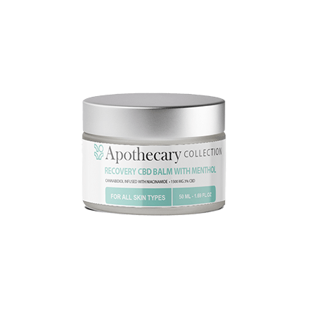 Apothecary Recovery Balm with Menthol