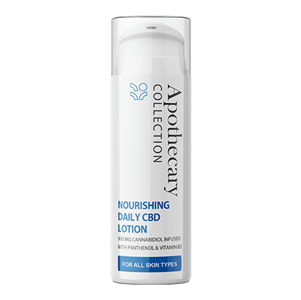 Apothecary Nourishing Daily Lotion