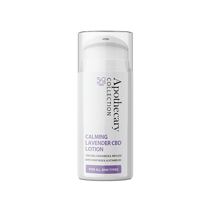 Apothecary Calming Lavender Lotion