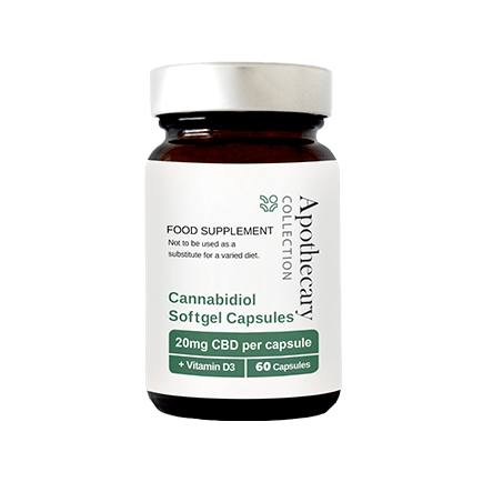 Apothecary Collection Softgel Capsules