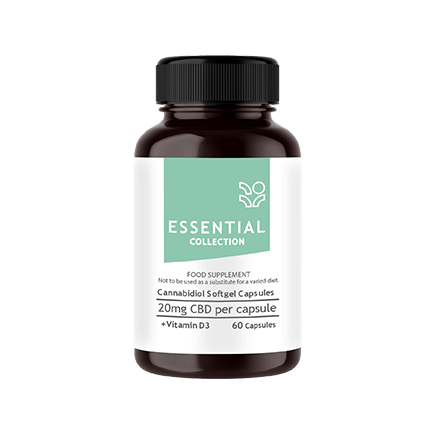 Essential Collection Softgel Capsules